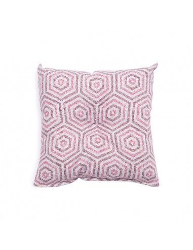 Large Hexagon Bell Cushion